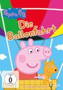 DVD Peppa Pig: Die Ballonfahrt