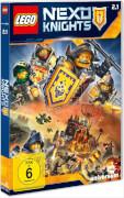 LEGO Nexo Knights Staffel 2.1 (DVD-V)