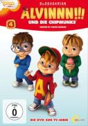 DVD Alvin&Chipmunks TV 4