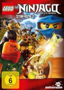 DV LEGO Ninjago Staffel 6.2 (DVD-V)