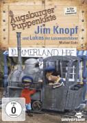 DV Augsburger Puppenkiste: Jim Knopf und der Lukas, der Lokomotivführer (DVD-V)