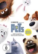 DVD Pets (The Secret Life Of Pets)