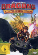 DVD Dragons - Auf zu neuen Ufern Vol. 3