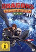 DVD Dragons - Auf zu neuen Ufern Vol. 4