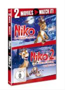 DVD Niko 1 + 2