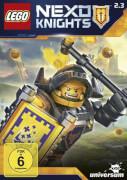DVDS Lego Nexo Knights - Season 2.3