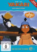 Yakari - Folge 27: Das blaue Pferd / ... (DVD)