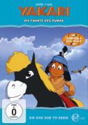 Yakari - Folge 30: Die Fährte des Pumas (DVD)