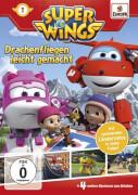 Super Wings 1: Drachenfliegen leicht gemacht (DVD)
