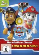 DV Paw Patrol: Marshall und Chase lösen den Fall