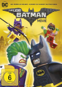 DVD LEGO Batman The Movie