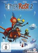DVD Ritter Rost 2: Das Schrottkomplott
