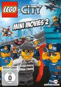 Lego City Mini Movies 2 (DVD)