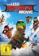 The LEGO Ninjago Movie (DVD)