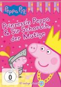 DVDS Peppa Pig - Prinzessin Peppa & Sir Schorsch der Mu