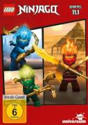 DV LEGO Ninjago: Staffel 11.1
