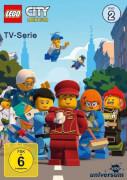DV LEGO City TV 2