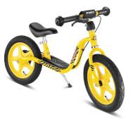Puky Laufrad LR 1 mit Bremse gelb / schwarz