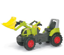 rollyToys Farmtrac Claas Arion mit Frontlader