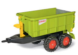 rollyToys Container CLAAS