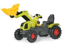 rollyToys Farmtrac Claas Axos 340
