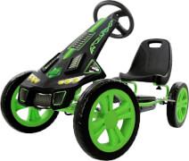 Hauck Tornado Green Go-Kart