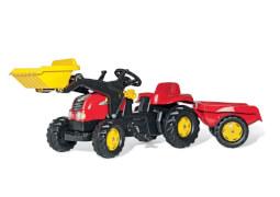 rollyKid Traktor mit Anhänger