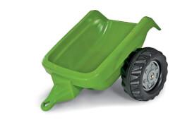 rollyKid Trailer Deutz grün
