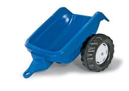 rollyKid Trailer blau