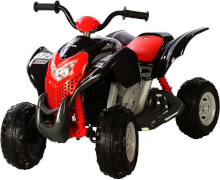 Rollplay Powersport ATV, 6V, red