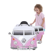 VW BUS Type 1 (T2), 6V, pink