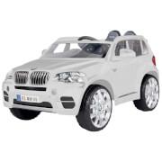Rollplay BMW X5, 12V, RC, white