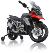 Rollplay BMW R 1200 GS Motorcycle, 12V, red