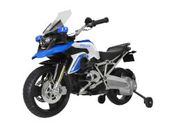 Rollplay BMW R 1200 GS Police motorcycle, 6V, blue