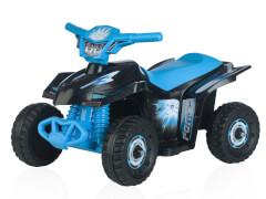Carromco Elektrofahrzeug, Quad, Force, Blau