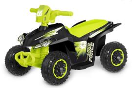 Carromco Elektrofahrzeug, Quad, Force, Leuchtgrün