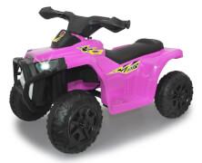 JAMARA 460868 Ride-on Mini Quad Runty pink 6V