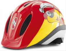 Puky 9543 Fahrradhelm PH1-S/M Rot