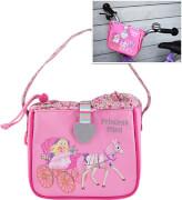 Depesche 5918 Princess Mimi Fahrradlenker-Tasche