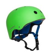 Hudora Skaterhelm, Größe 56-60, grün