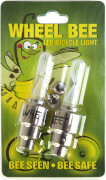 Wheel Bee LED Bicycle Lights Twister, 2pcs. Blistercard