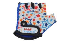 kiddimoto® Fahrrad Handschuhe Stars Gr. S (2-5 Jahre)
