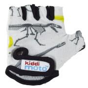 kiddimoto® Fahrrad Handschuhe Fossil Dino Gr. S (2-5 Jahre)