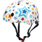 kiddimoto® Fahrrad Helm Stars Gr. S (2-5 Jahre)