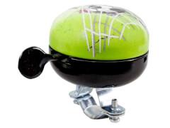 bbeBells Fahrradklingel Fußball, grün 60mm