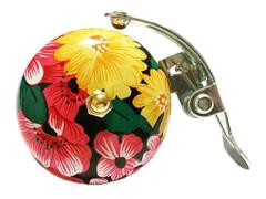 bbeBells Fahrradklingel Flowers 58 mm