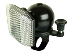 bbeBells Fahrradklingel Reflector 40 mm