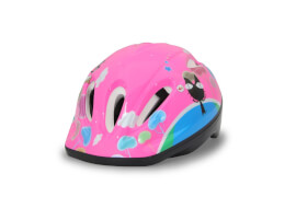 JAMARA 460631 Kinder Fahrradhelm M pink