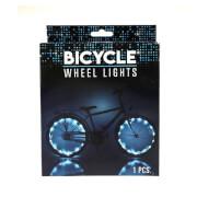TOITOYS LED-Lichterkette für Fahrradfelge 23_24 Zoll