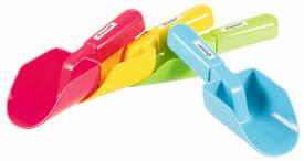 Spielstabil Schaufel fashion, 4 Farben sortiert